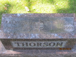 Raymond Olney Thorson