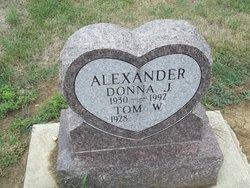 Donna J. <i>Volz</i> Alexander