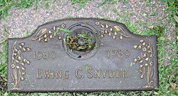 Ewing Snyder