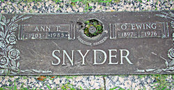Ann T. Snyder