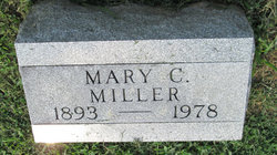 Mary C Miller