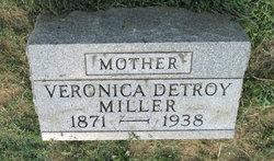 Veronica <i>Detroy</i> Miller