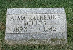 Alma Katherine Miller
