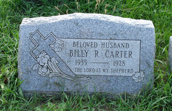 Billy R. Carter