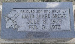 David Shane Brown