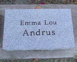 Emma Lou Andrus