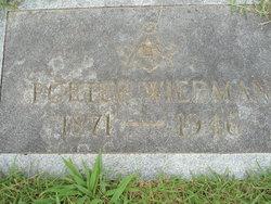 Porter Wiedman