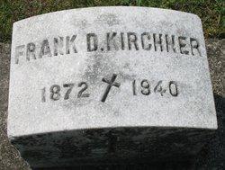 Frank D Kirchner