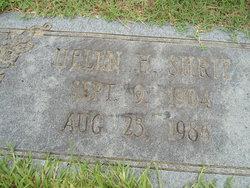 Helen H Shrie