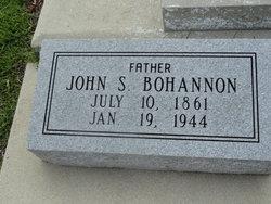 John S Bohannon
