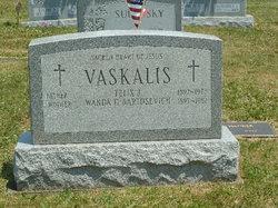 Wanda G <i>Bartosevich</i> Vaskalis