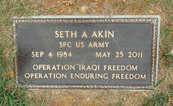 Seth Allen Akin