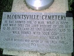 Blountsville Cemetery