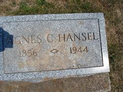 Agnes Christina <i>Foster</i> Hansel