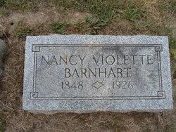Nancy Violette <i>Hall</i> Barnhart
