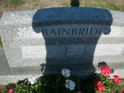 Beulah A. <i>Symons</i> Bainbridge