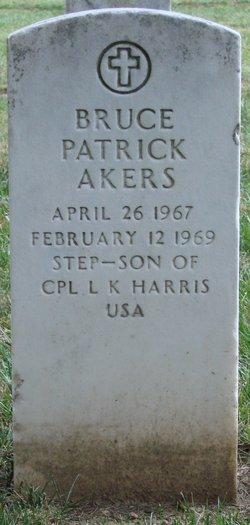 Bruce Patrick Akers