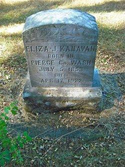 Eliza Jane <i>Rigney</i> Kanavan