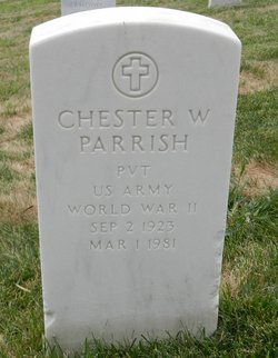 Chester W. Parrish