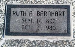 Ruth Arlene <i>Bowers</i> Barnhart