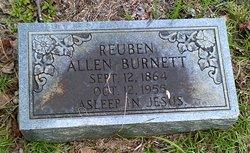 Reuben A. Burnett