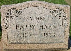 Harry Hahn