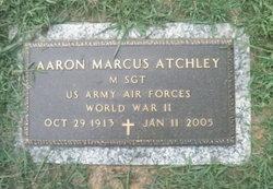 Aaron Marcus Bat Atchley