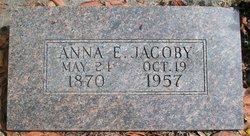 Anna Eliza <i>Vaughn</i> Jacoby