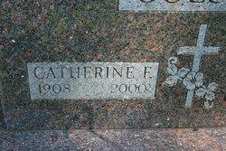 Catherine F. <i>Finley</i> Collins