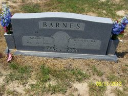 Dorothy Mae Dot <i>Anderson</i> Barnes