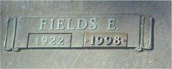 Fields Ernest Goff