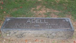 Harry D Adell