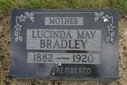 Lucinda May May <i>Seely</i> Bradley