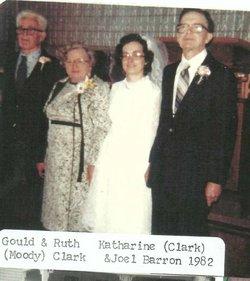 Katharine Louise Kay <i>Clark</i> Barron