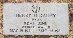 Henry H. Dailey