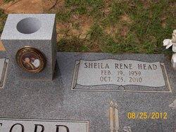 Sheila Rene <i>Head</i> Ford