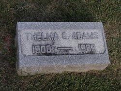Thelma <i>Gearhart</i> Adams