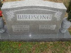 Annie Ruth <i>Curtis</i> Birdsong