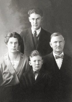 Clarence LaVerne Vern Adams