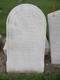 Rev George F Adams