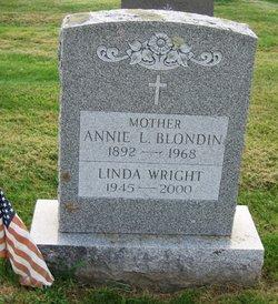 Annie L Blondin