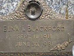 Elna Ione <i>Smith</i> Blackford