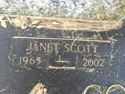 Janet <i>Scott</i> Collier