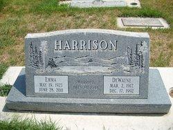 Emma <i>Olsen</i> Harrison