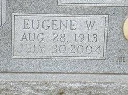 Eugene W Emmons