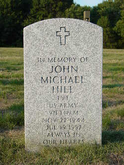John Michael Hill