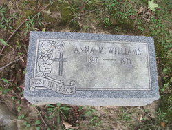 Anna Maria <i>Winterling</i> Williams