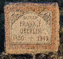 Frank Fred Oberlin