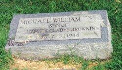Michael William Browning