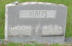A J Albers